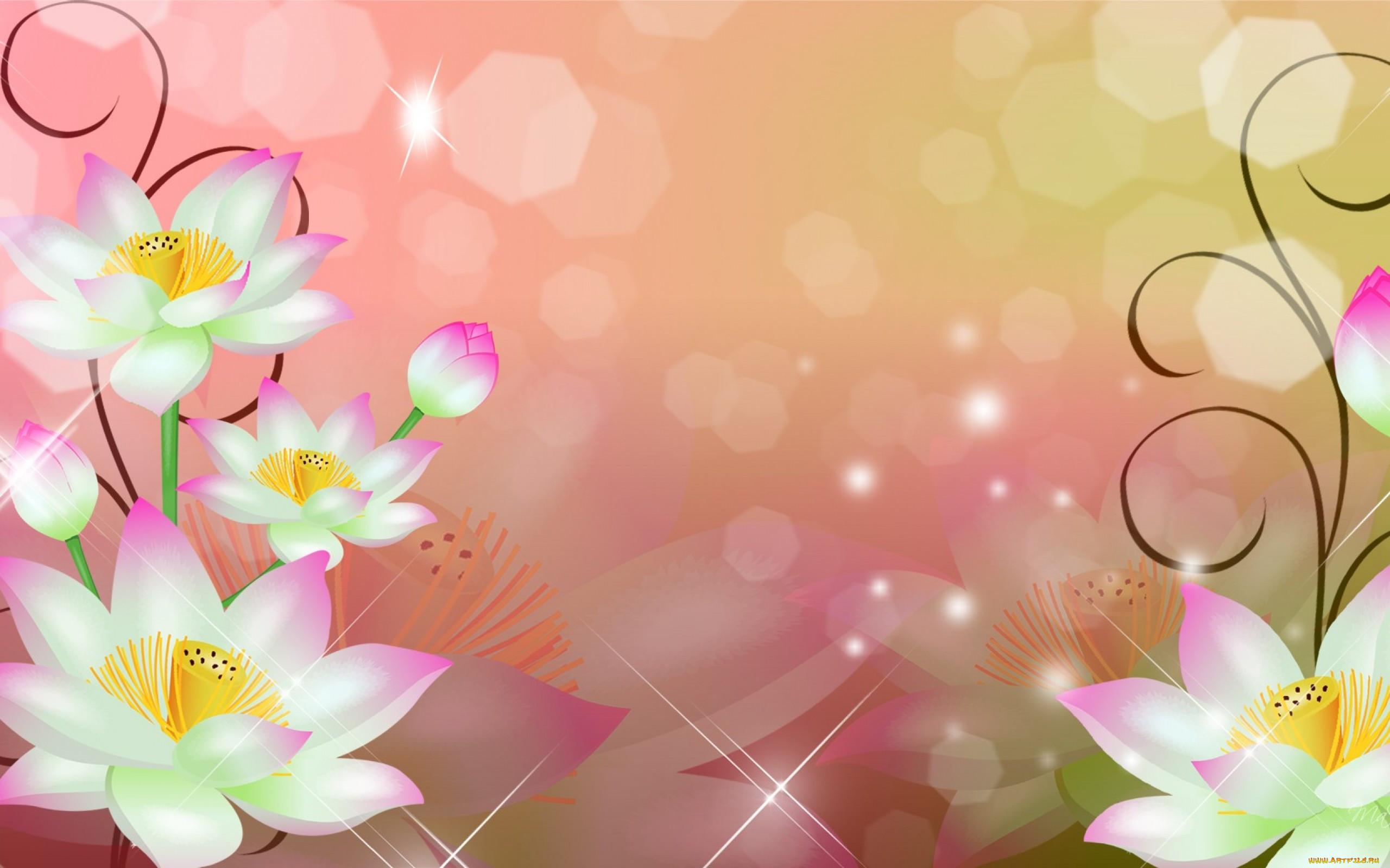 открытки с днем рождения цветы лотос один